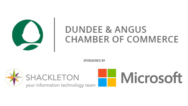 Dundee & Angus Chamber of Commerce- AGM and Business Showcase 2016