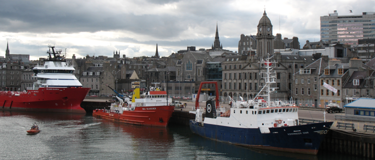 Exploring new horizons in Aberdeen - Shackleton Technologies - IT Support and Services - Aberdeen