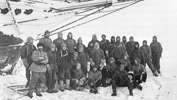 Who was Ernest Shackleton - IT Services and Support - Dundee, Fife, Tayside, Perth